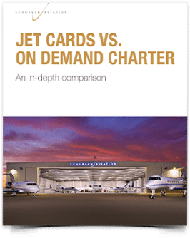 Jet Cards Vs. On Demand Charter Whitepaper