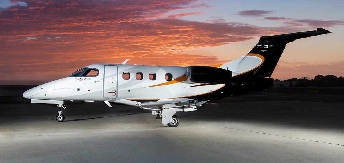 Schubach_Aviation_Phenom_100_Sunset_Full