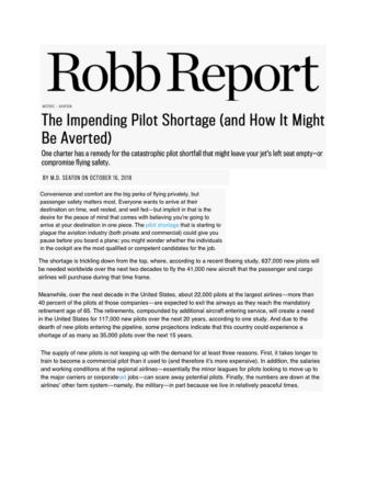 Robb Report_Schubach Aviation_10.16.18